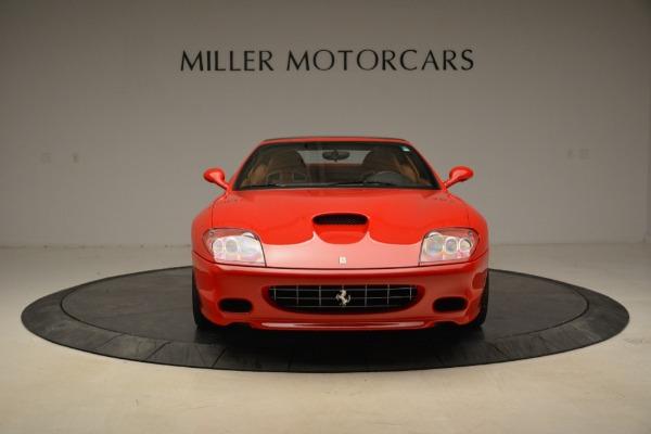 Used 2005 FERRARI Superamerica for sale $299,900 at Bentley Greenwich in Greenwich CT 06830 11