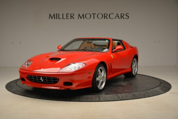 Used 2005 Ferrari Superamerica for sale Sold at Bentley Greenwich in Greenwich CT 06830 12