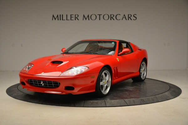 Used 2005 Ferrari Superamerica for sale Sold at Bentley Greenwich in Greenwich CT 06830 13