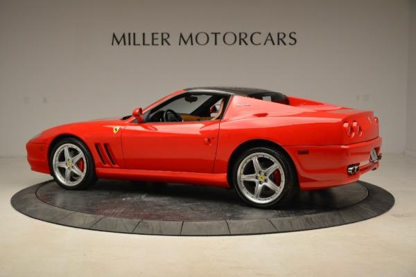 Used 2005 Ferrari Superamerica for sale Sold at Bentley Greenwich in Greenwich CT 06830 15