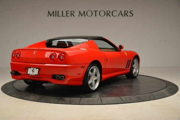 Used 2005 Ferrari Superamerica for sale Sold at Bentley Greenwich in Greenwich CT 06830 17
