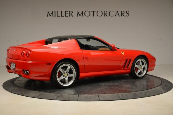 Used 2005 Ferrari Superamerica for sale Sold at Bentley Greenwich in Greenwich CT 06830 18