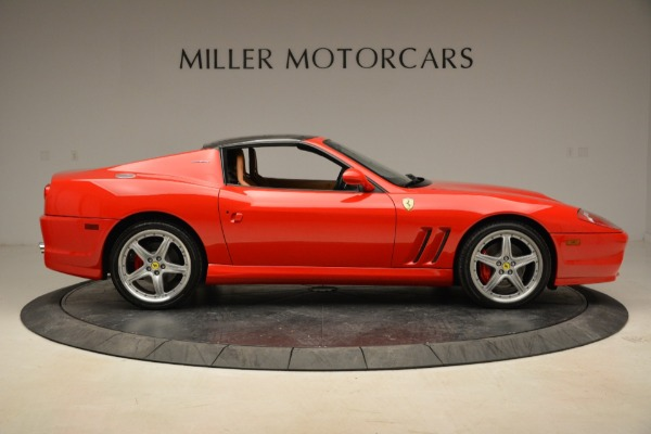 Used 2005 Ferrari Superamerica for sale Sold at Bentley Greenwich in Greenwich CT 06830 19