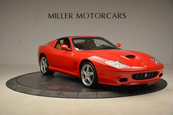 Used 2005 Ferrari Superamerica for sale Sold at Bentley Greenwich in Greenwich CT 06830 20