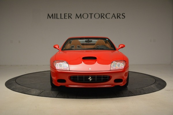 Used 2005 FERRARI Superamerica for sale $299,900 at Bentley Greenwich in Greenwich CT 06830 21
