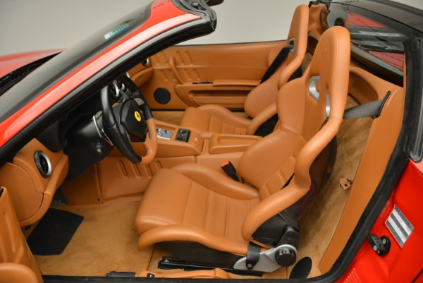 Used 2005 Ferrari Superamerica for sale Sold at Bentley Greenwich in Greenwich CT 06830 25