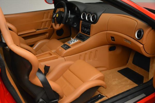 Used 2005 Ferrari Superamerica for sale Sold at Bentley Greenwich in Greenwich CT 06830 26