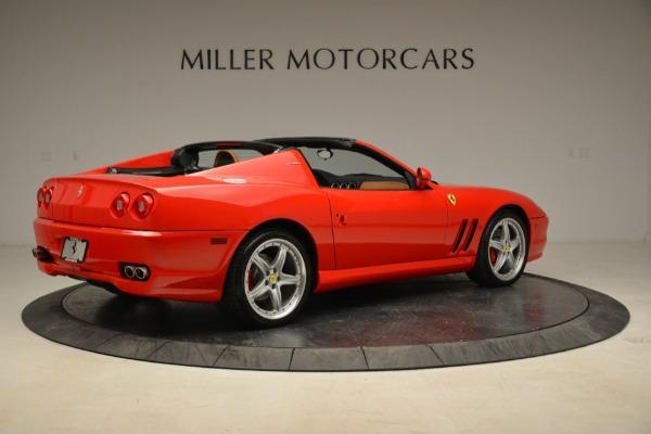 Used 2005 Ferrari Superamerica for sale Sold at Bentley Greenwich in Greenwich CT 06830 7