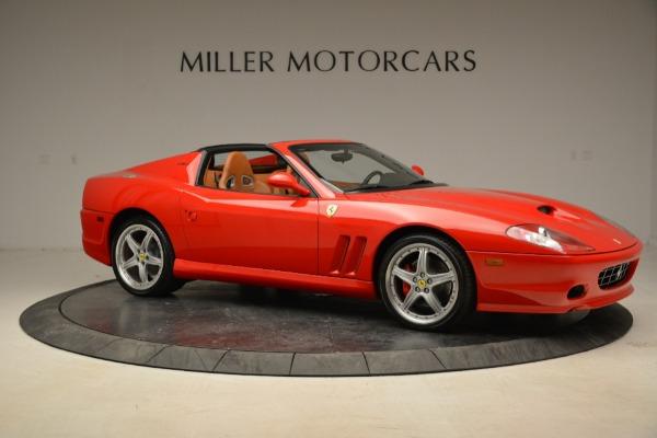 Used 2005 FERRARI Superamerica for sale $299,900 at Bentley Greenwich in Greenwich CT 06830 9