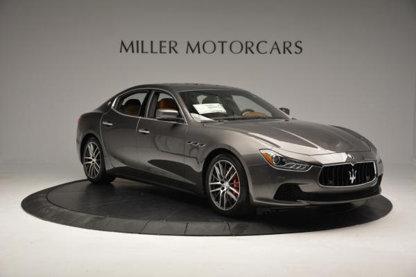 Used 2016 Maserati Ghibli S Q4 for sale Sold at Bentley Greenwich in Greenwich CT 06830 10