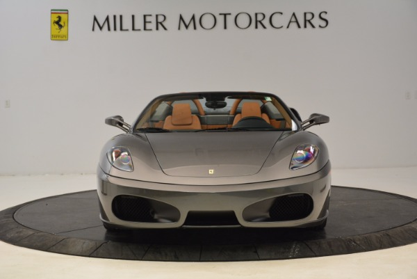 Used 2008 Ferrari F430 Spider for sale Sold at Bentley Greenwich in Greenwich CT 06830 12
