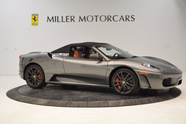 Used 2008 Ferrari F430 Spider for sale Sold at Bentley Greenwich in Greenwich CT 06830 22