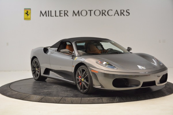 Used 2008 Ferrari F430 Spider for sale Sold at Bentley Greenwich in Greenwich CT 06830 23