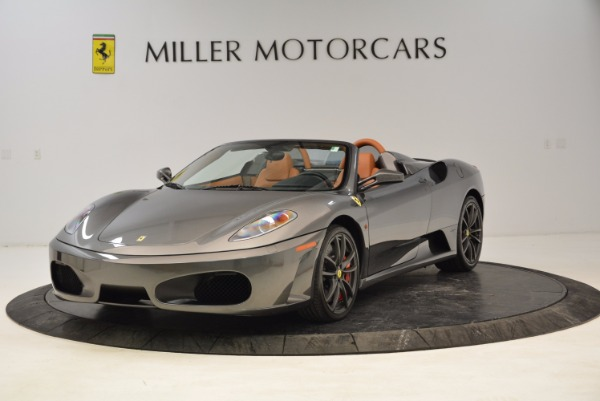 Used 2008 Ferrari F430 Spider for sale Sold at Bentley Greenwich in Greenwich CT 06830 1