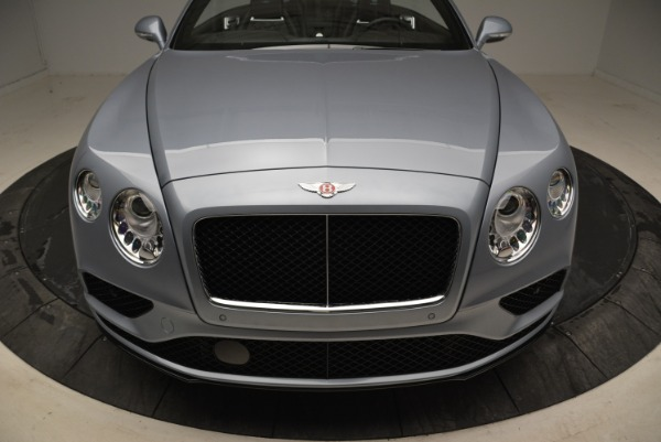 Used 2017 Bentley Continental GT V8 S for sale Sold at Bentley Greenwich in Greenwich CT 06830 25