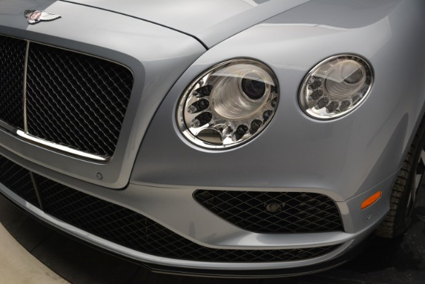 Used 2017 Bentley Continental GT V8 S for sale Sold at Bentley Greenwich in Greenwich CT 06830 26