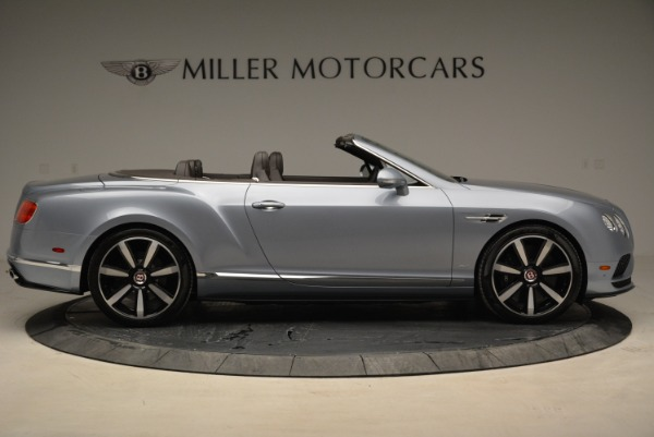 Used 2017 Bentley Continental GT V8 S for sale Sold at Bentley Greenwich in Greenwich CT 06830 9
