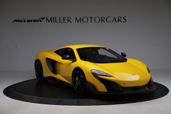 Used 2016 McLaren 675LT for sale $225,900 at Bentley Greenwich in Greenwich CT 06830 10