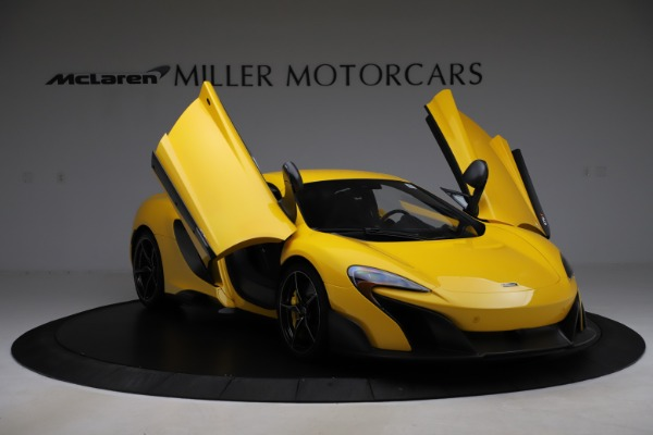 Used 2016 McLaren 675LT for sale $225,900 at Bentley Greenwich in Greenwich CT 06830 11