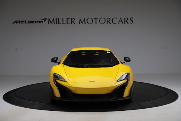 Used 2016 McLaren 675LT for sale $225,900 at Bentley Greenwich in Greenwich CT 06830 12