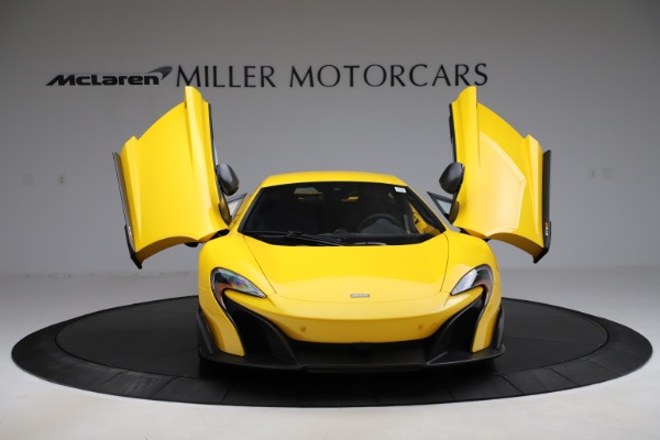 Used 2016 McLaren 675LT for sale $225,900 at Bentley Greenwich in Greenwich CT 06830 13