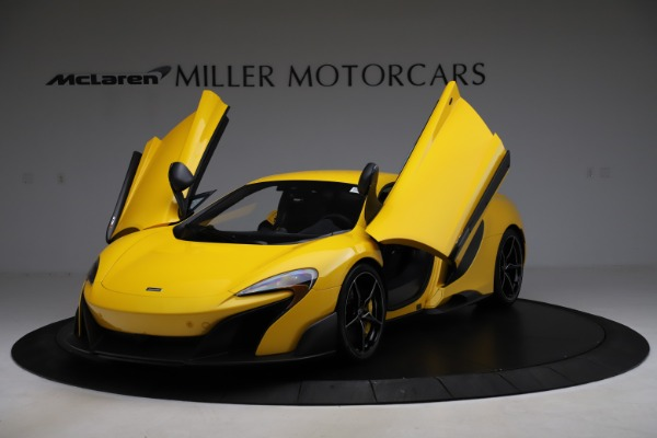Used 2016 McLaren 675LT Coupe for sale $219,900 at Bentley Greenwich in Greenwich CT 06830 14