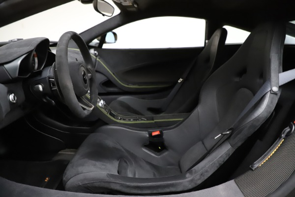 Used 2016 McLaren 675LT Coupe for sale $219,900 at Bentley Greenwich in Greenwich CT 06830 16
