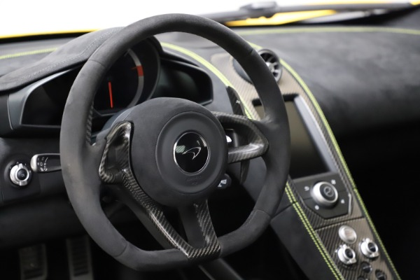 Used 2016 McLaren 675LT for sale $225,900 at Bentley Greenwich in Greenwich CT 06830 18