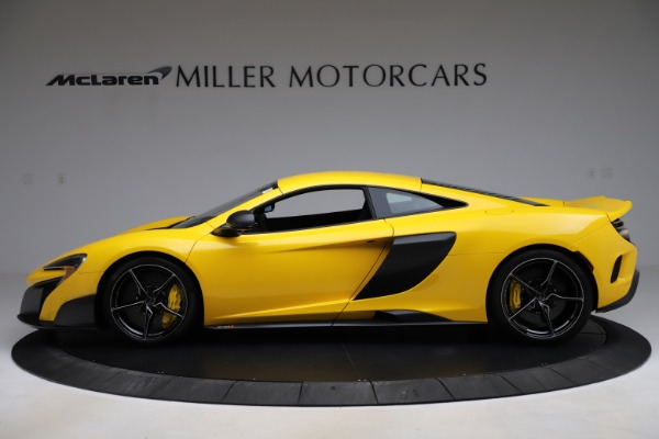 Used 2016 McLaren 675LT Coupe for sale $219,900 at Bentley Greenwich in Greenwich CT 06830 2