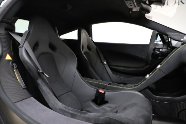 Used 2016 McLaren 675LT for sale $225,900 at Bentley Greenwich in Greenwich CT 06830 23