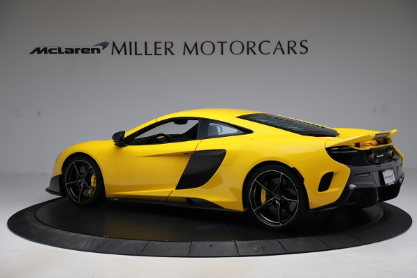 Used 2016 McLaren 675LT Coupe for sale $219,900 at Bentley Greenwich in Greenwich CT 06830 3