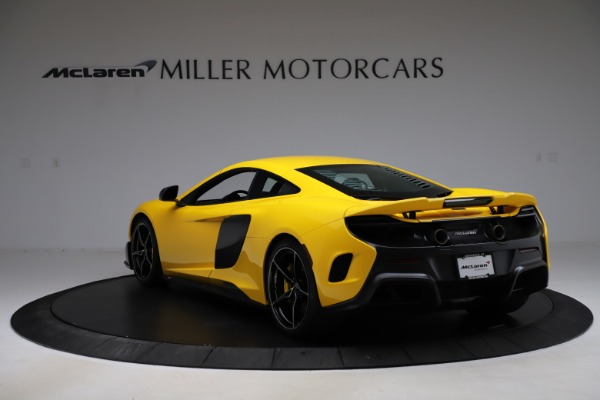 Used 2016 McLaren 675LT Coupe for sale $219,900 at Bentley Greenwich in Greenwich CT 06830 4
