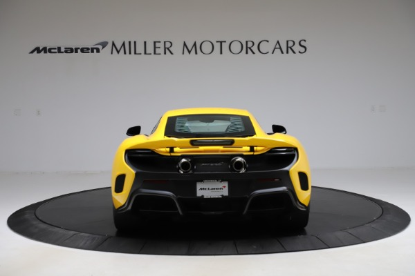 Used 2016 McLaren 675LT for sale $225,900 at Bentley Greenwich in Greenwich CT 06830 5