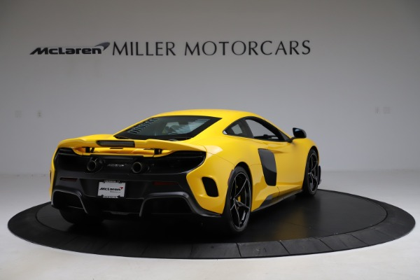 Used 2016 McLaren 675LT Coupe for sale $219,900 at Bentley Greenwich in Greenwich CT 06830 6