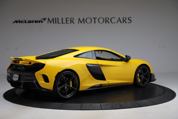 Used 2016 McLaren 675LT Coupe for sale $219,900 at Bentley Greenwich in Greenwich CT 06830 7