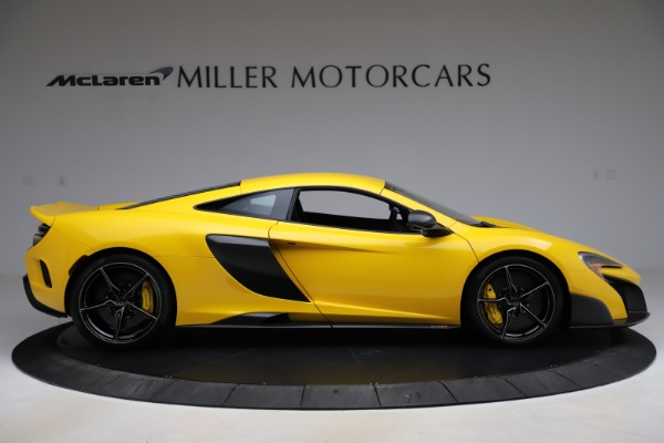 Used 2016 McLaren 675LT Coupe for sale $219,900 at Bentley Greenwich in Greenwich CT 06830 8
