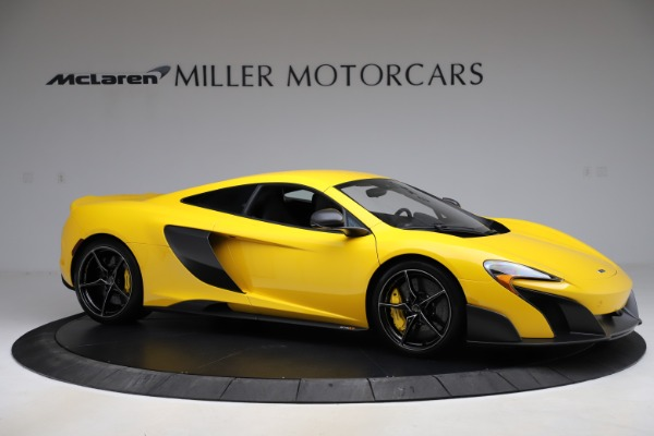 Used 2016 McLaren 675LT Coupe for sale $219,900 at Bentley Greenwich in Greenwich CT 06830 9