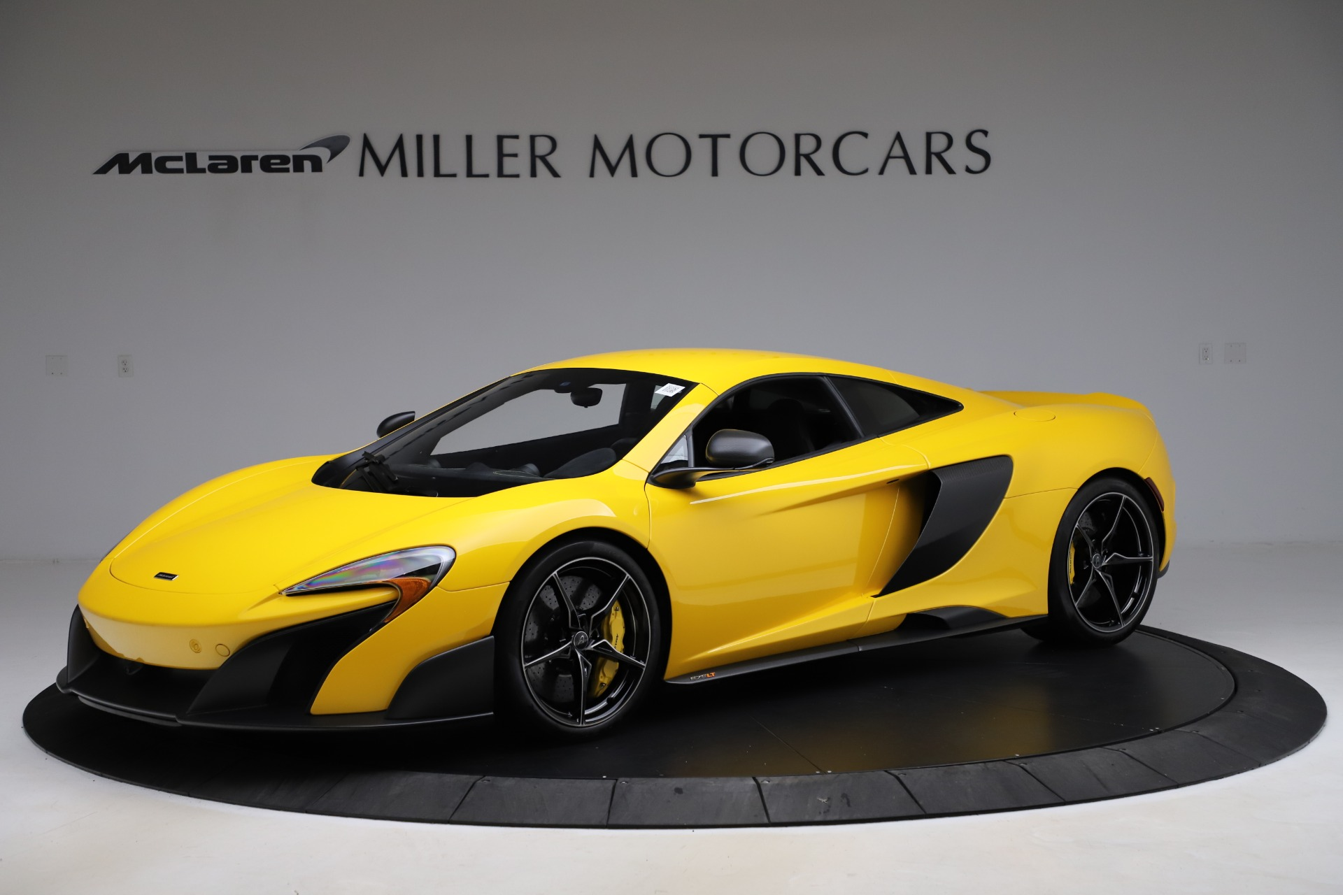 Used 2016 McLaren 675LT Coupe for sale $219,900 at Bentley Greenwich in Greenwich CT 06830 1
