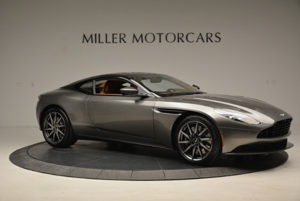 Used 2018 Aston Martin DB11 V12 for sale $169,990 at Bentley Greenwich in Greenwich CT 06830 10