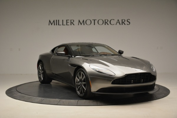 Used 2018 Aston Martin DB11 V12 for sale $169,990 at Bentley Greenwich in Greenwich CT 06830 11