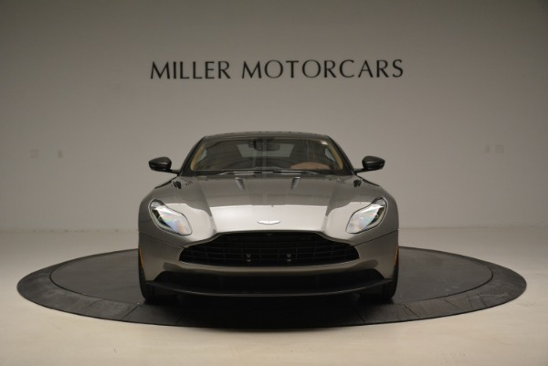 Used 2018 Aston Martin DB11 V12 for sale $169,990 at Bentley Greenwich in Greenwich CT 06830 12