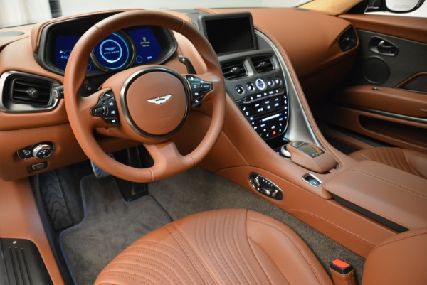 New 2018 Aston Martin DB11 V12 Coupe for sale Sold at Bentley Greenwich in Greenwich CT 06830 14