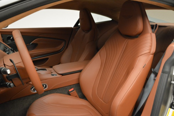 Used 2018 Aston Martin DB11 V12 for sale $169,990 at Bentley Greenwich in Greenwich CT 06830 17