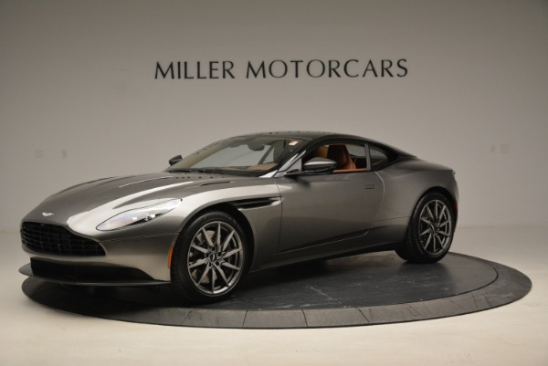 Used 2018 Aston Martin DB11 V12 for sale $169,990 at Bentley Greenwich in Greenwich CT 06830 2