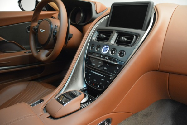 Used 2018 Aston Martin DB11 V12 for sale $169,990 at Bentley Greenwich in Greenwich CT 06830 22