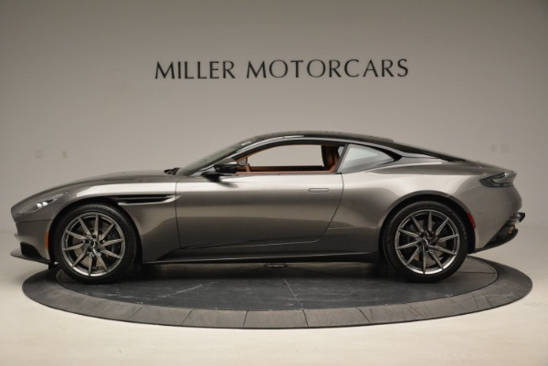 Used 2018 Aston Martin DB11 V12 for sale $169,990 at Bentley Greenwich in Greenwich CT 06830 3
