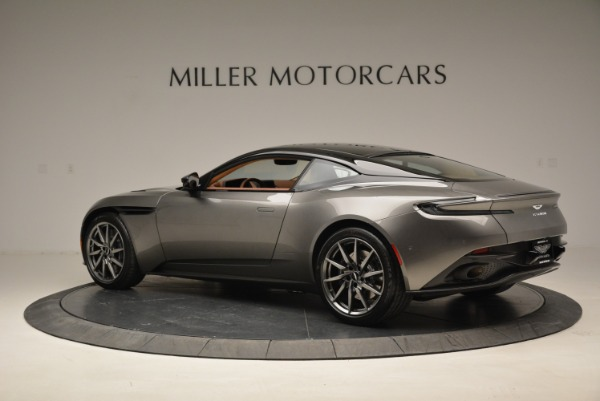 Used 2018 Aston Martin DB11 V12 for sale $169,990 at Bentley Greenwich in Greenwich CT 06830 4