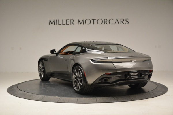 Used 2018 Aston Martin DB11 V12 for sale $169,990 at Bentley Greenwich in Greenwich CT 06830 5