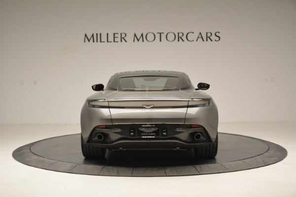 Used 2018 Aston Martin DB11 V12 for sale $169,990 at Bentley Greenwich in Greenwich CT 06830 6