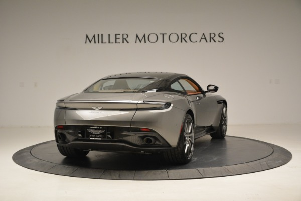 Used 2018 Aston Martin DB11 V12 for sale $169,990 at Bentley Greenwich in Greenwich CT 06830 7